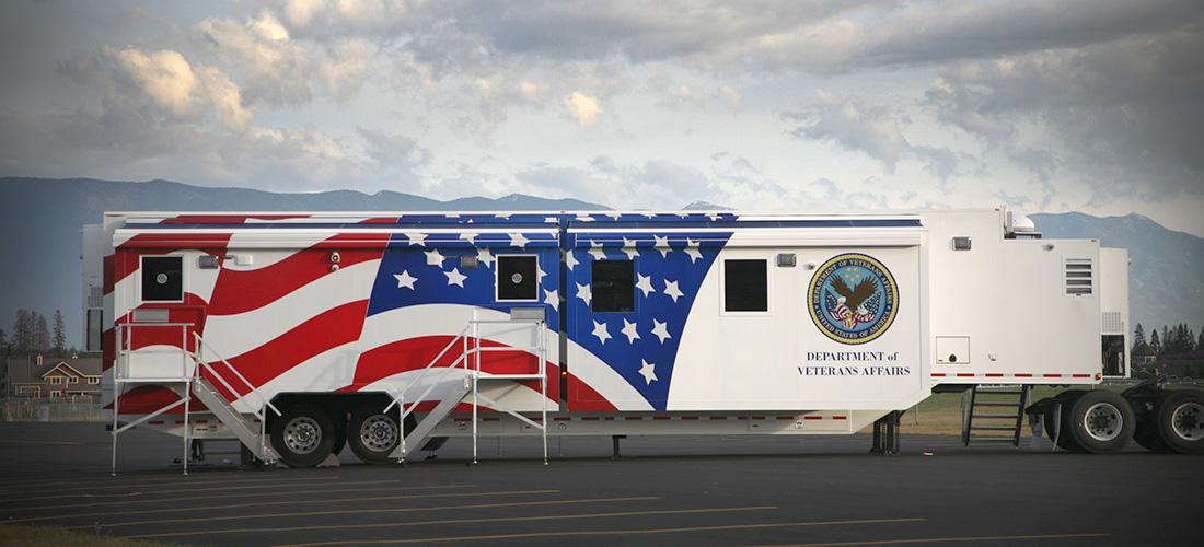 Veterans Affairs Mobile Pharmacy Nomad Gcs