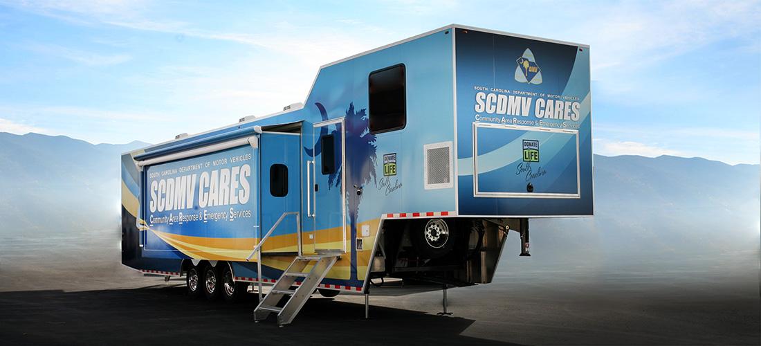 Mobile Emergency Operations Center : Dmv mobile emergency operations center nomad gcs